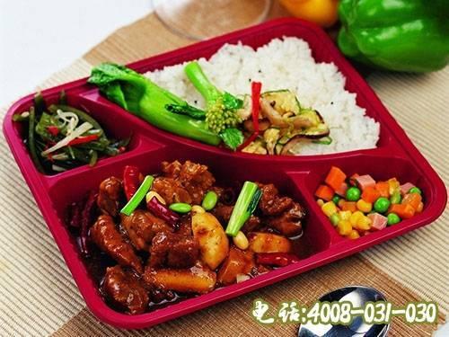6元一餐食堂承包菜谱样品