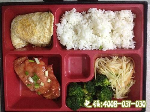 5.5元一餐食堂承包菜谱样品