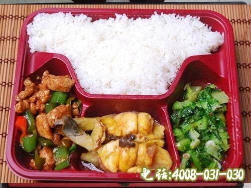 7元一餐食堂承包菜谱样品